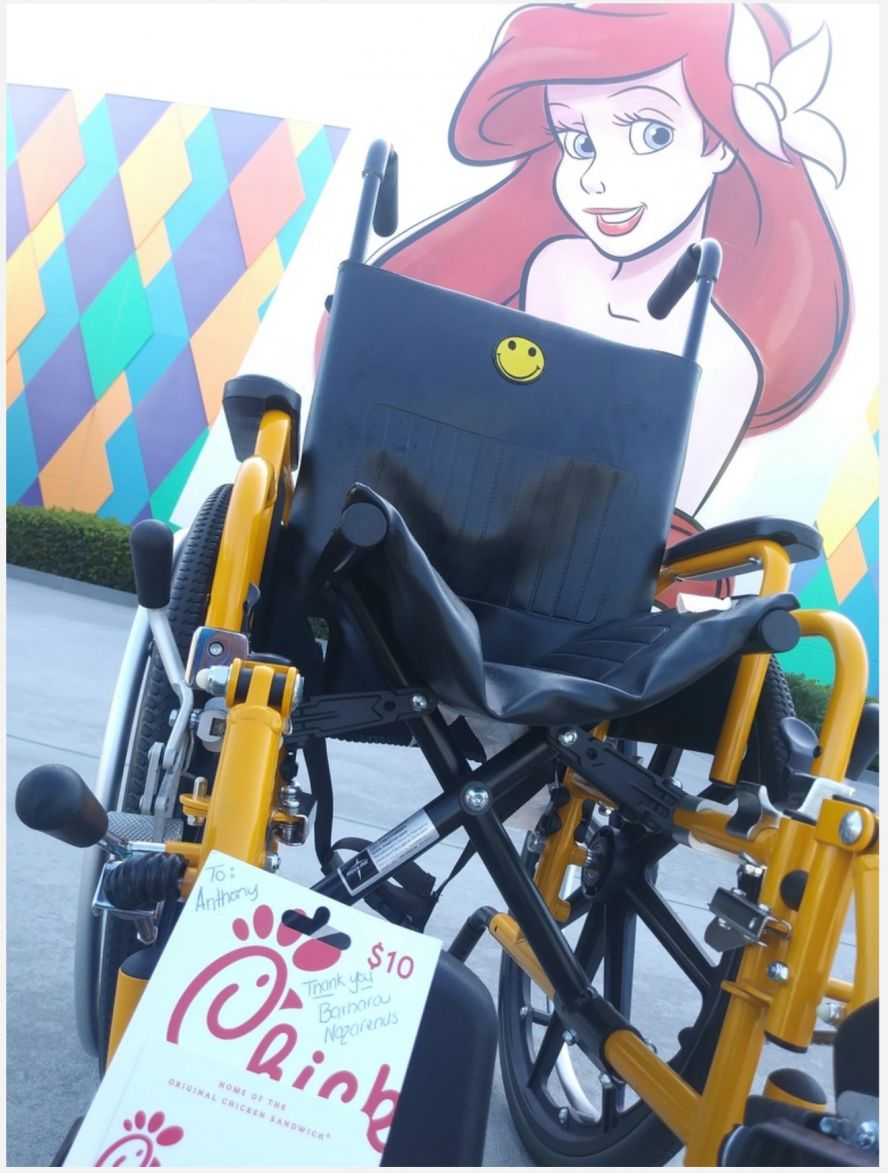 Wheelchair rental near me - let the wheelchair come to you - Cloud of Goods