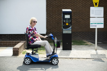 Disability Scooter Rental - Making your life easier