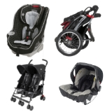 Baby & kids equipment rentals