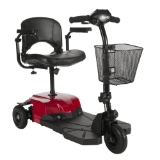 Lightweight mobility scooter rental