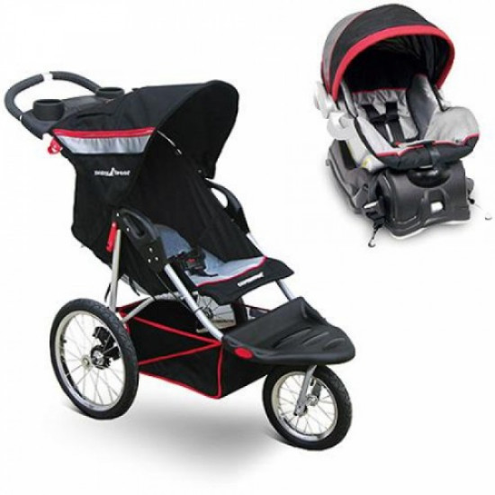 Jogging travel system rental