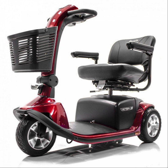 Extra heavy duty scooter rental