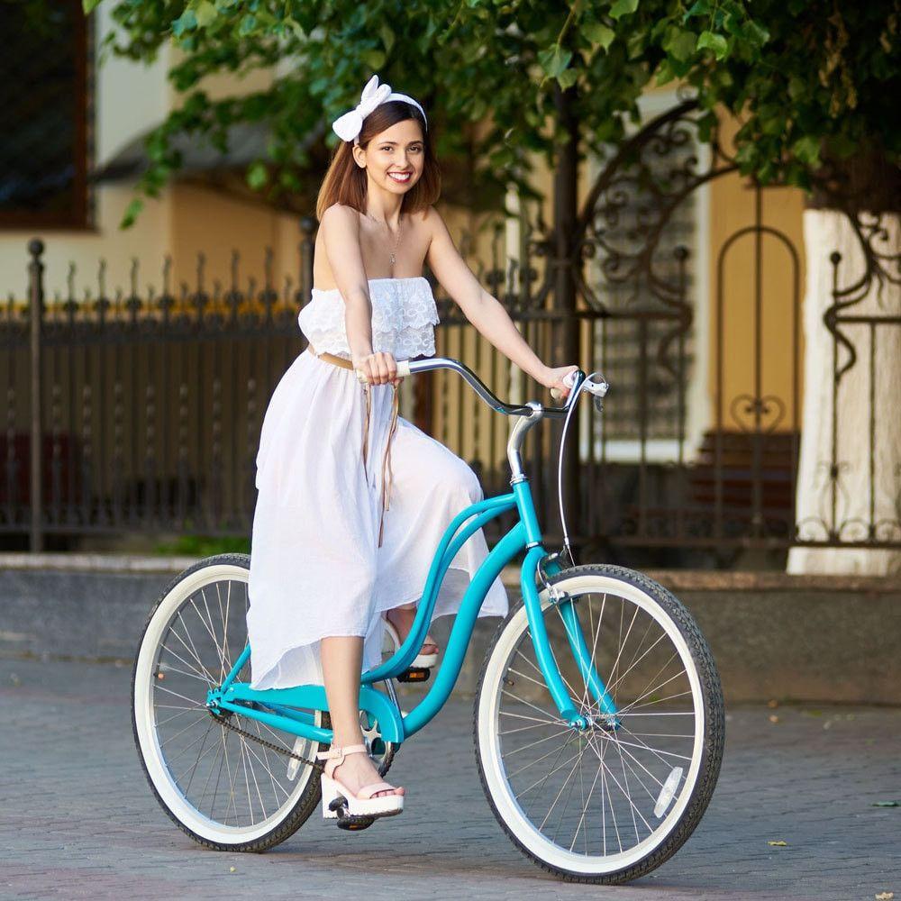 Women's Cruiser Bike rentals in New York City - Cloud of Goods