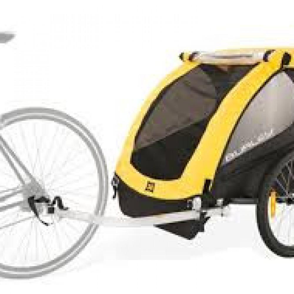 Kid's Bike Trailer rentals in San Jose - Cloud of Goods