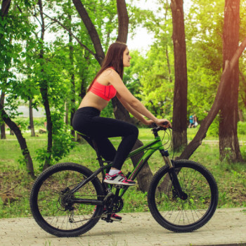 Women's Mountain Bike rental Pigeon Forge