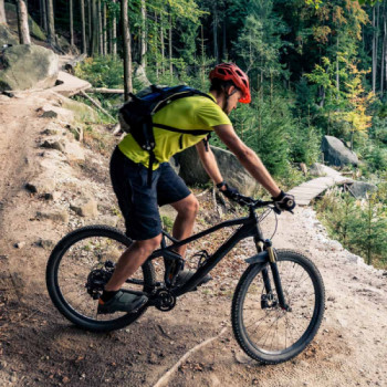 Men's Mountain Bike rental Pigeon Forge
