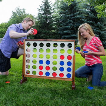Giant Connect 4 in a Row rental San Antonio