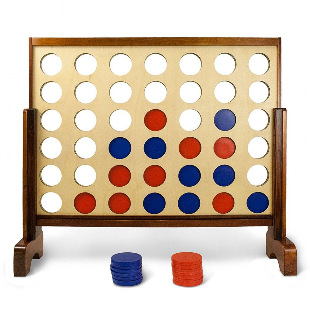 Giant Connect 4 in a Row rentals in San Francisco - Cloud of Goods