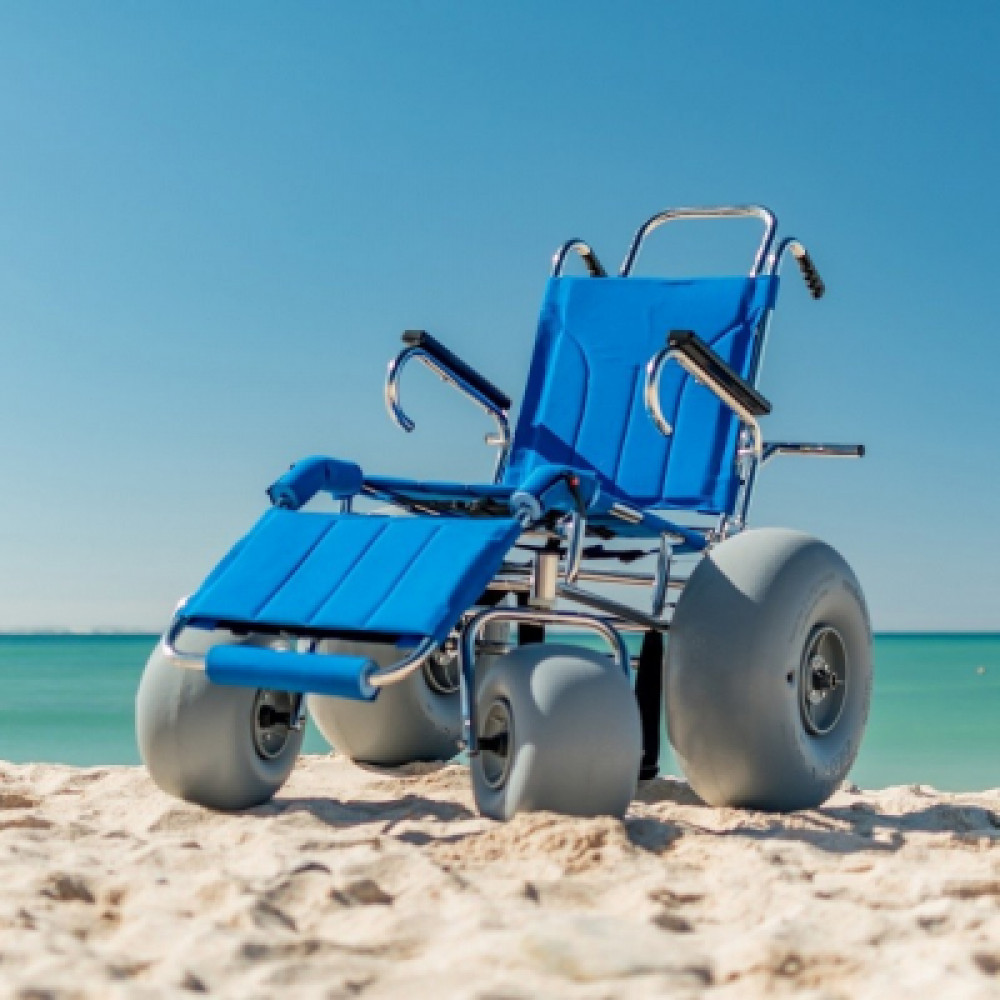 Beach wheelchair rentals in Los Angeles - Cloud of Goods