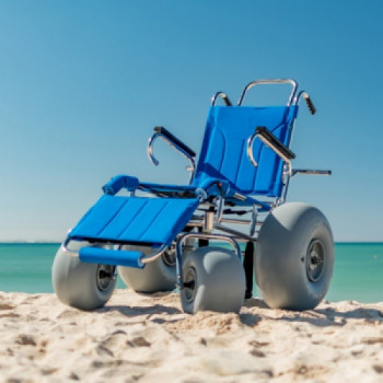 Beach wheelchair rental San Antonio