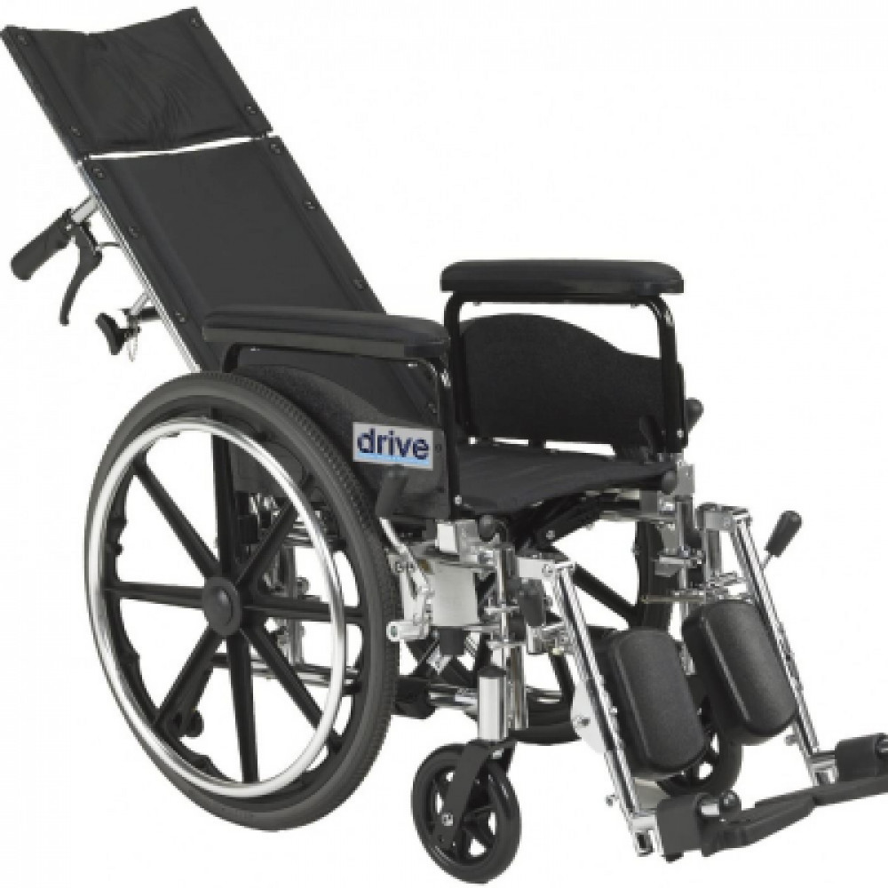 Reclining Wheelchair 20 inch rentals in Las Vegas - Cloud of Goods