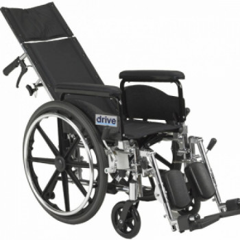 Reclining Wheelchair 20 inch rental Houston