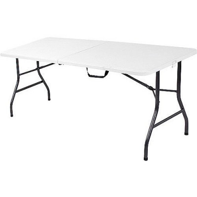 6ft Rectangular Table rental in Tulsa - Cloud of Goods