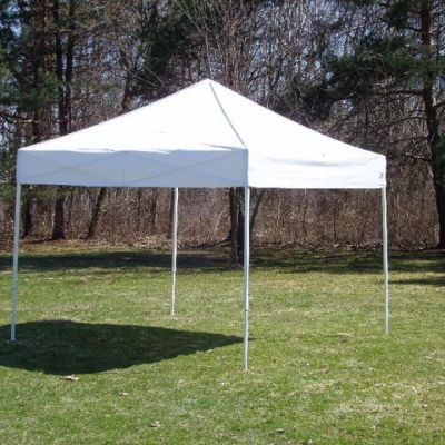 10'X10' popup canopy rental in Tulsa - Cloud of Goods