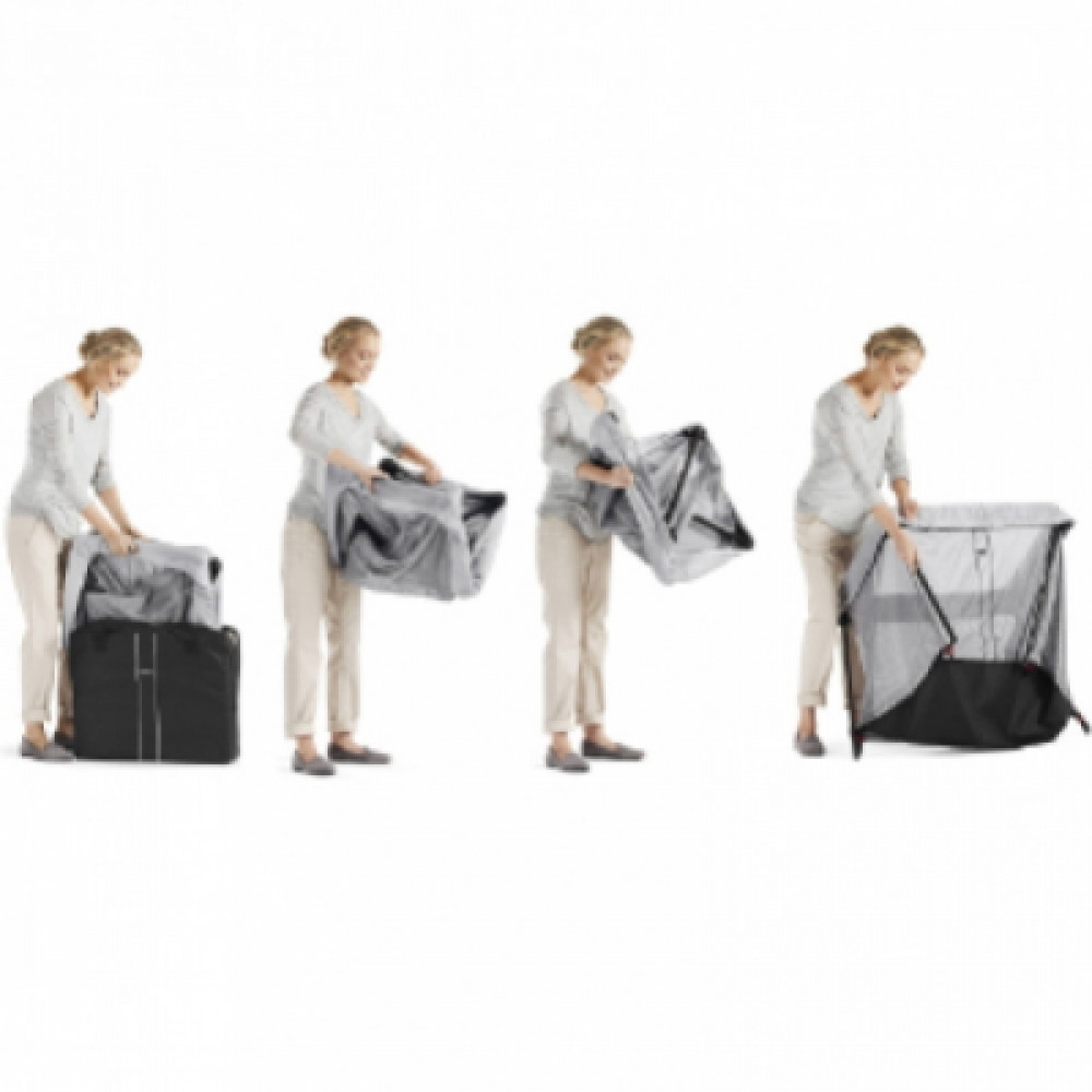 BabyBjorn Travel Crib rentals in San Jose - Cloud of Goods