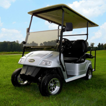 4 Seater golf cart - gas powered rental Boston