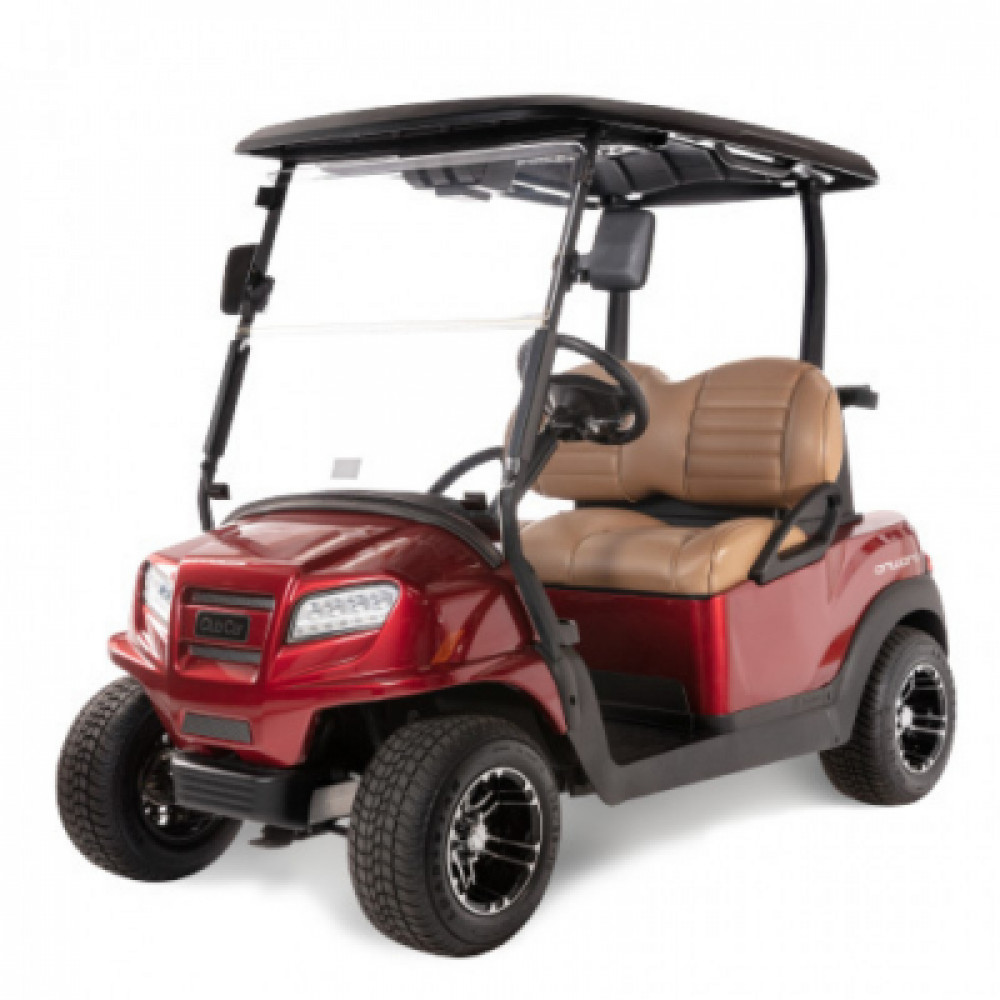 2 Seater golf cart - gas powered rentals in Tampa - Cloud of Goods