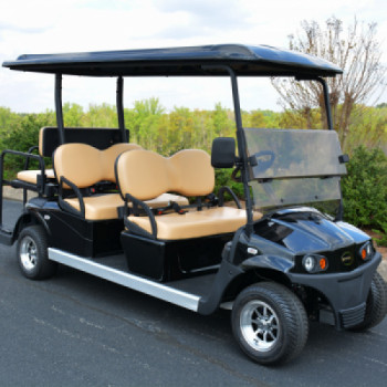 6 Seater golf cart - electric rental Boston