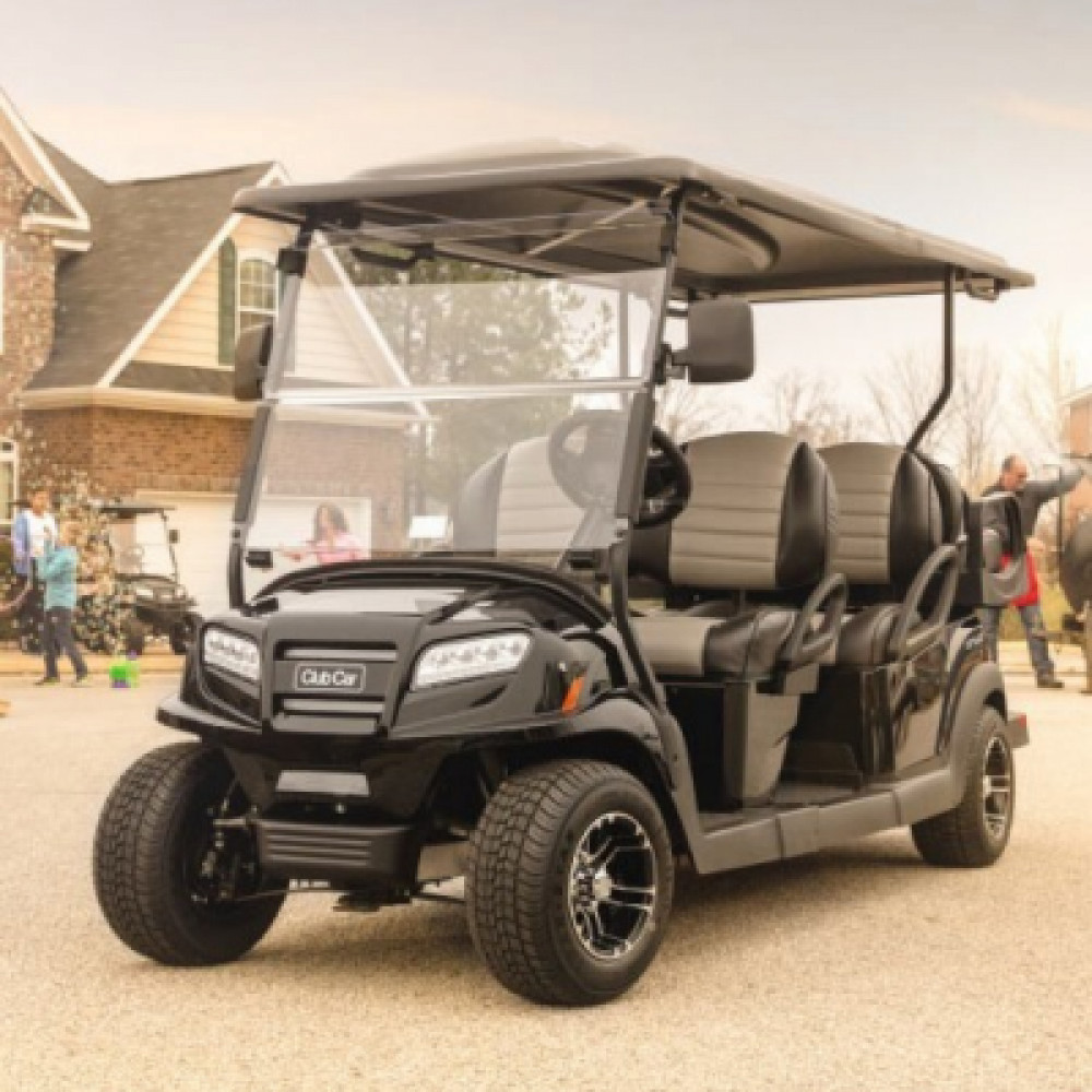 6 Seater golf cart - gas powered rentals in Orlando - Cloud of Goods