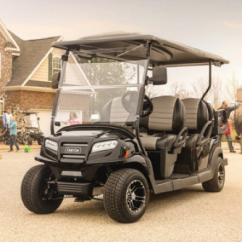6 Seater golf cart - gas powered rental Boston