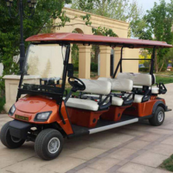 8 Seater golf cart - gas powered rental Boston