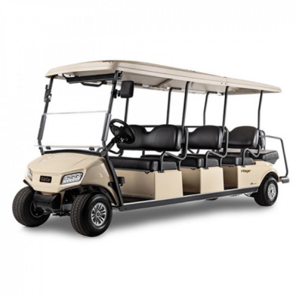 8 Seater golf cart - electric rentals - Cloud of Goods