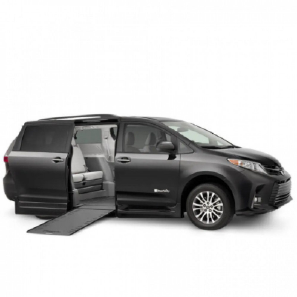 Side entry wheelchair minivan rentals in San Jose - Cloud of Goods