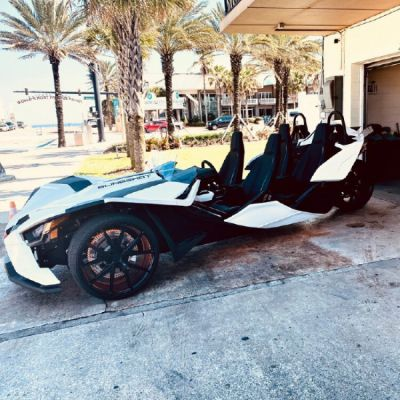 4 Seater slingshot rental in San Francisco - Cloud of Goods