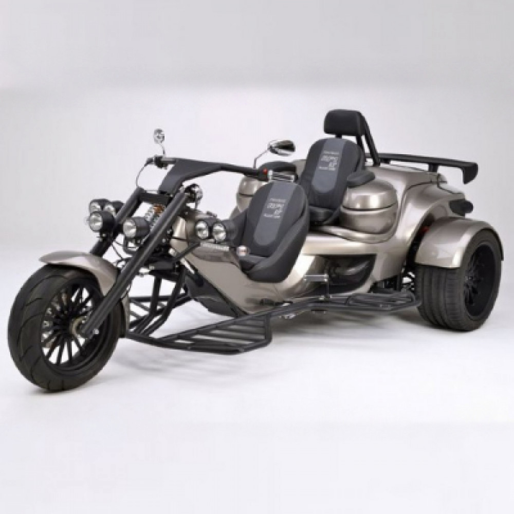 2 seater trike rentals in San Diego - Cloud of Goods