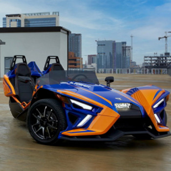 Slingshot rental Seattle