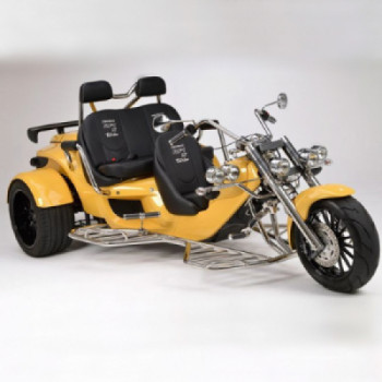 3 seater trike rental New York City