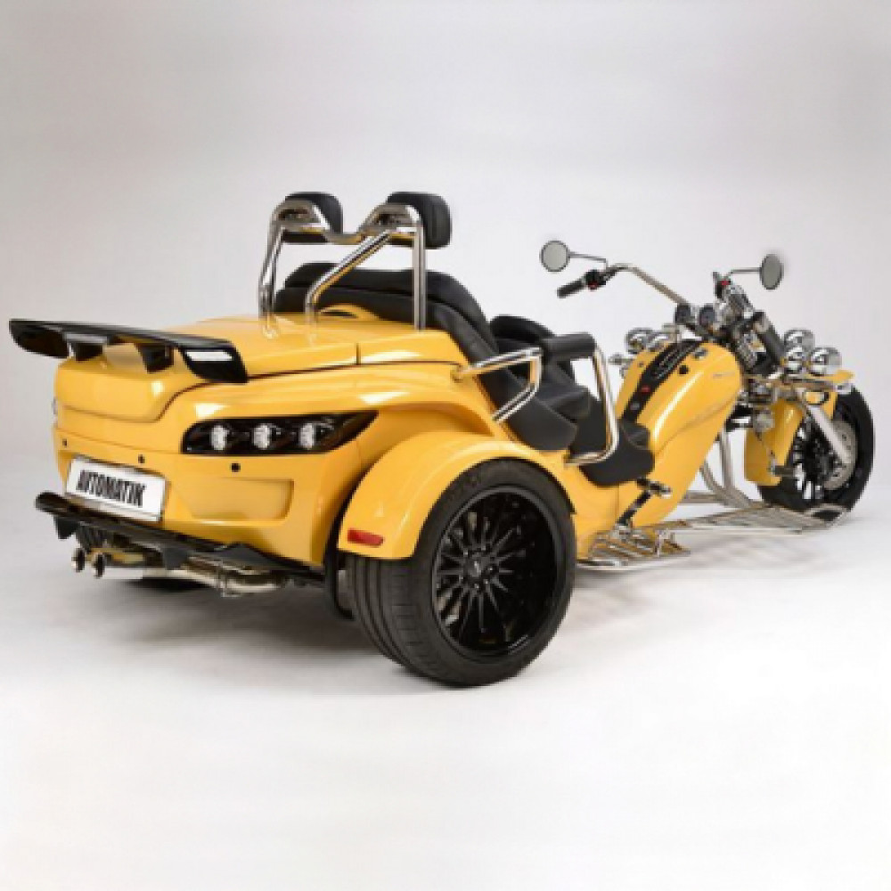 3 seater trike rentals - Cloud of Goods