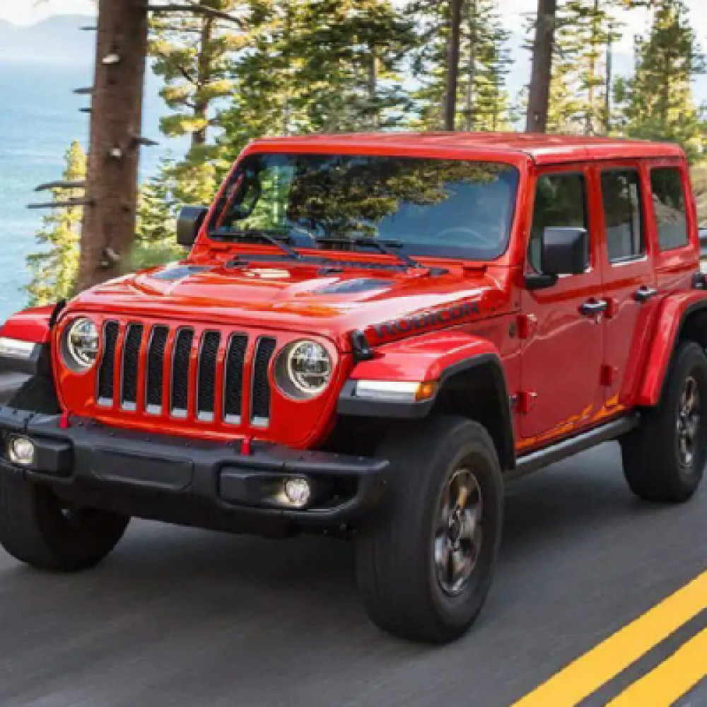 4 Door jeep - wrangler or similar rentals in Los Angeles - Cloud of Goods