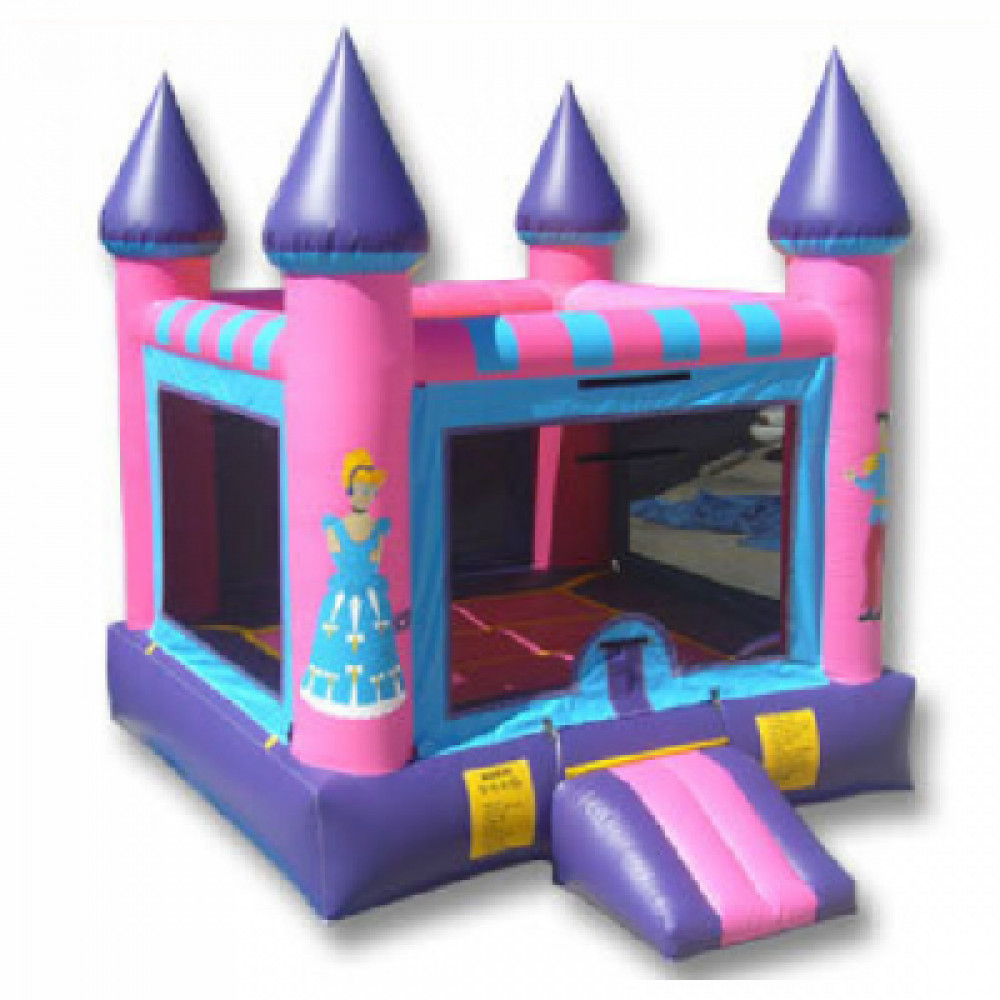 Princess bounce house rentals in Las Vegas - Cloud of Goods