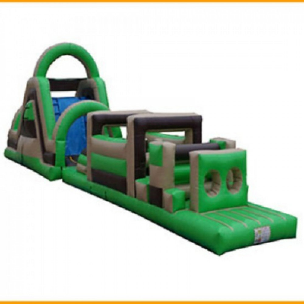 Obstacle course bounce house rentals in Tampa - Cloud of Goods