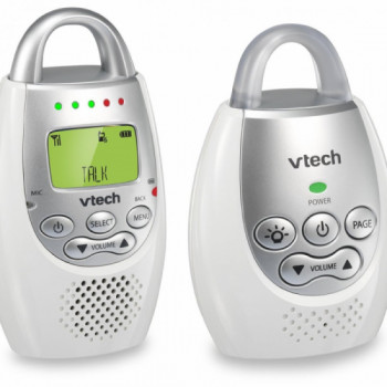 Baby monitor with two-way talk rental