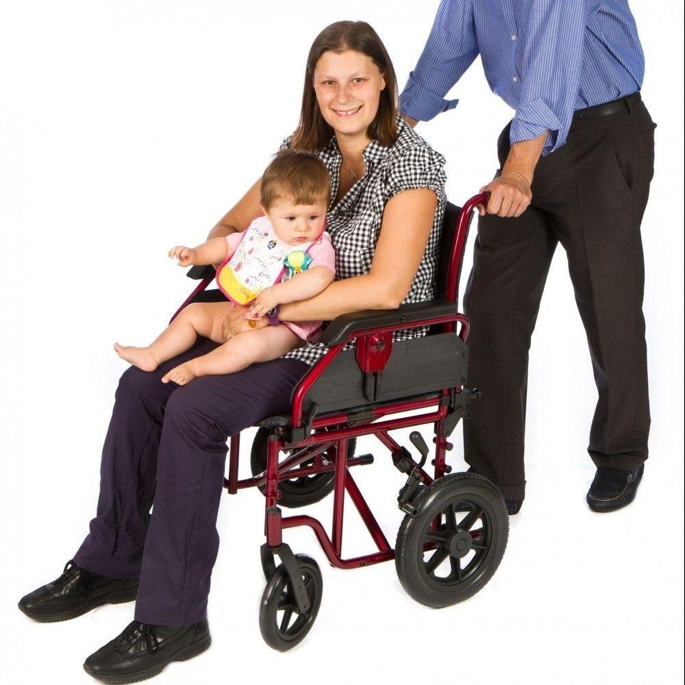 Lightweight Transport Wheelchair  rentals - Cloud of Goods
