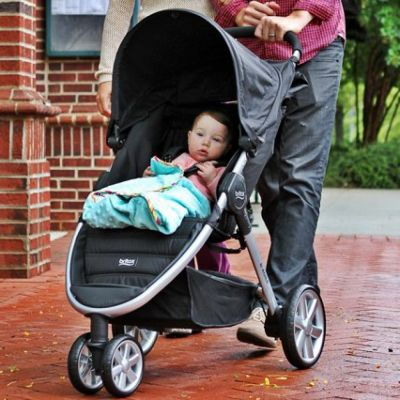 Standard Baby Stroller rental in New Orleans - Cloud of Goods