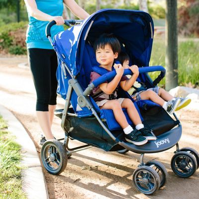 Double Stroller rental in Boston  - Cloud of Goods