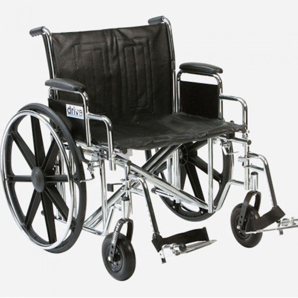 Extra Wide Standard Wheelchair rentals in Las Vegas - Cloud of Goods