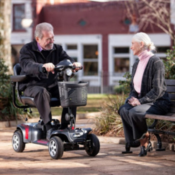 Heavy Duty Mobility Scooter rental Charlotte