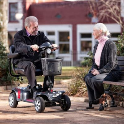 Heavy Duty Mobility Scooter rental in New Jersey - Cloud of Goods