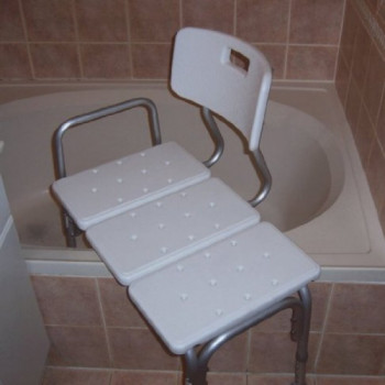 Shower Stool Transfer Bench rental Disneyland
