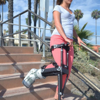iWalk hands free crutch rental Palm Springs