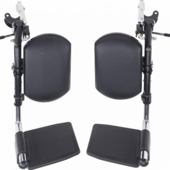 Elevating Leg Rests for Wheelchair rental Sacramento