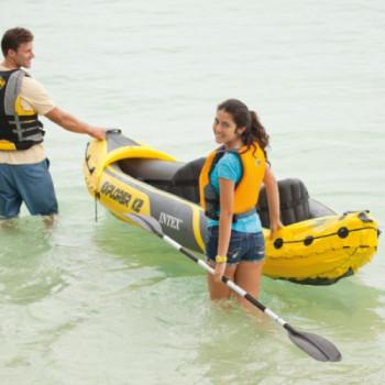 Portable kayak rental