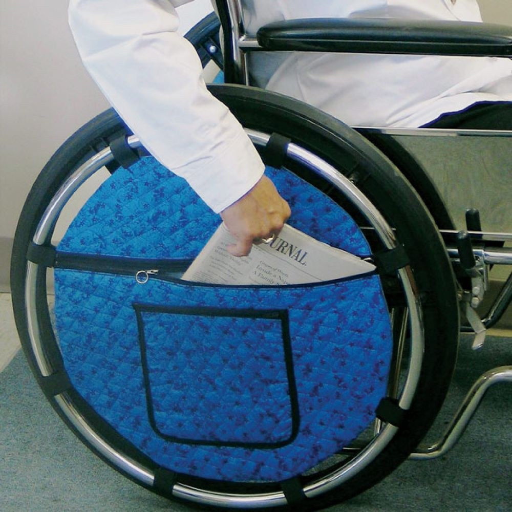 Storage Pocket for Wheelchair rentals in San Jose - Cloud of Goods