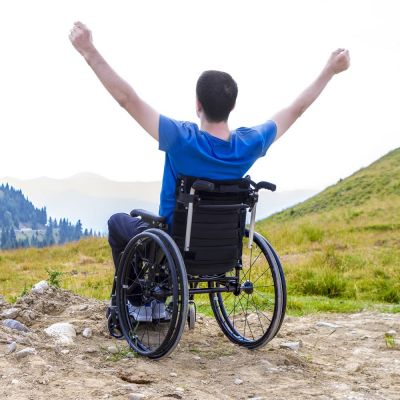 Standard Wheelchair rental in San Francisco - Cloud of Goods