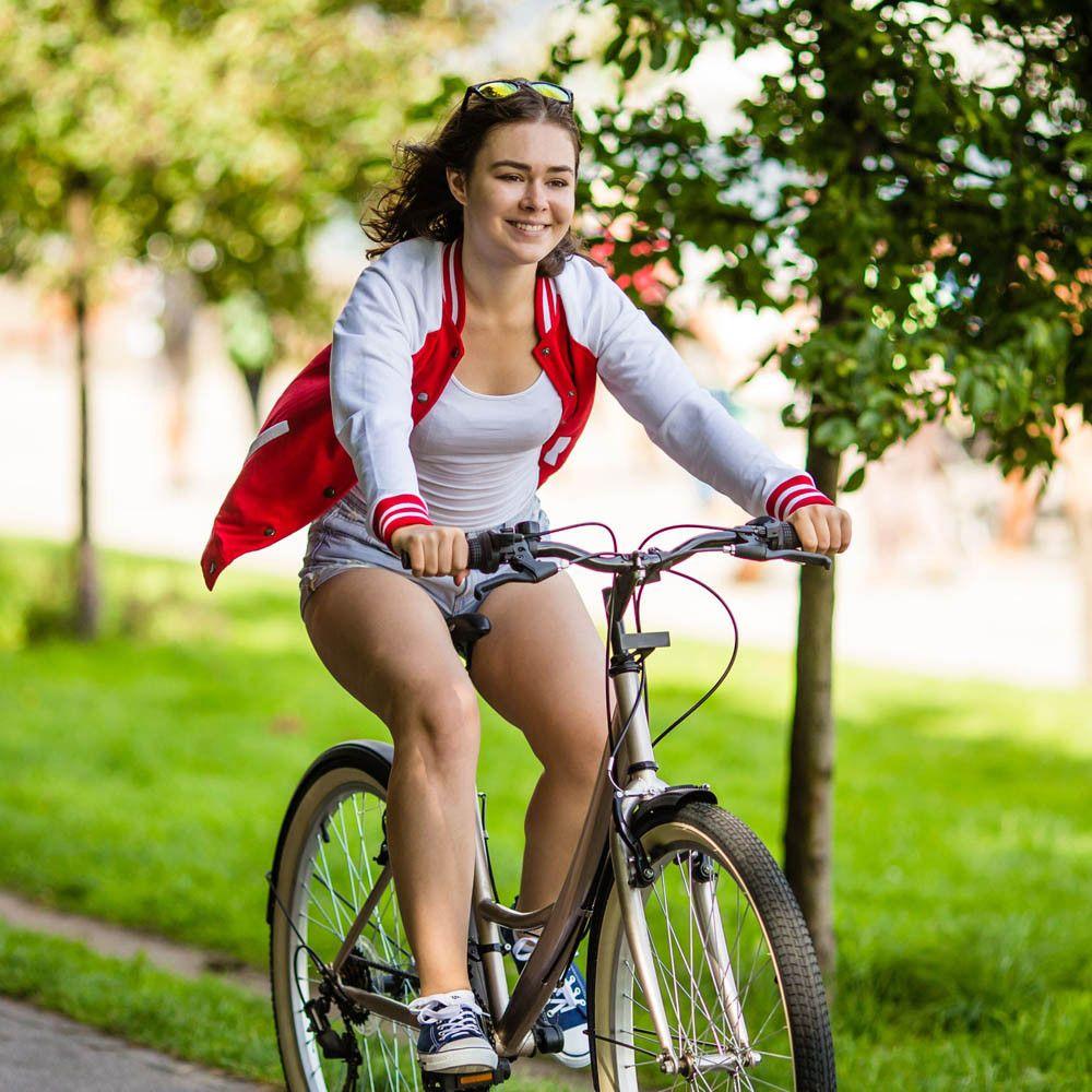 Women's hybrid bike rentals - Cloud of Goods