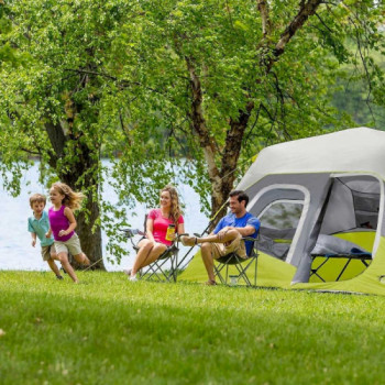 6-person camping tent rental Atlanta
